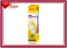 <b>Vitaminum C 1000mg 20 tabletek musujących</b> Witamina C