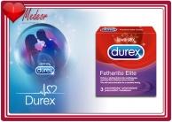<b>Prezerwatywy DUREX FETHERLITE ELITE 3 sztuki</b>