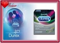 <b>Prezerwatywy DUREX PERFORMA 3 sztuki</b>