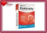 <b>Elektrolity 5 saszetek smak truskawkowy<b/>