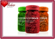 <b>Apetiblock 50 tabletek musujących do ssania <b/>