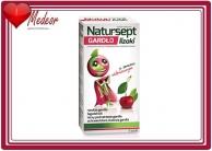 <b>Natur-sept Gardło Lizaki 6 szt.smak wiśniowy <b/>